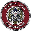 Assistant Area Commissioner Emblem