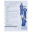 Cub Scout Uniform Inspection Form