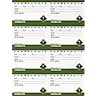 Webelos Pocket Certificate – 8-Sheet