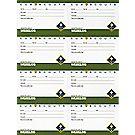 Webelos Pocket Certificate – 8-Sheet