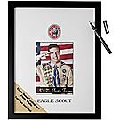 Eagle Scout® Frame with Signature Mat