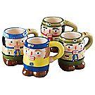 BSA® Nutcrackers Mug Set