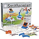 Smithsonian® Solar Powered Eco-Science Three-Project Kit