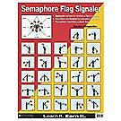 Semaphore Chart Poster
