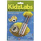 KidzLabs™ Lemon Clock Kit