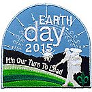 2015 Earth Day Emblem