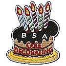 Cake Decorating Emblem