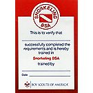 Snorkeling Pocket Certificate