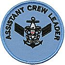 Sea Scouts® Assistant Crew Leader Emblem