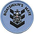 Sea Scouts® Boatswain's Mate Emblem