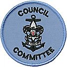 Sea Scouts® Council Committee Emblem