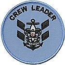 Sea Scouts® Crew Leader Emblem