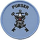 Sea Scouts® Purser Emblem