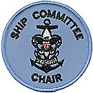 Sea Scouts® Ship Committee Chair Emblem