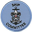Sea Scouts® Ship Committee Emblem