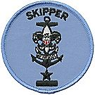 Sea Scouts® Skipper Emblem