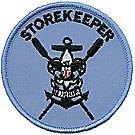 Sea Scouts® Storekeeper Emblem