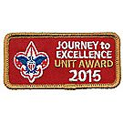 Journey to Excellence 2015 Unit Bronze Award