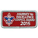 Journey to Excellence 2015 Council Silver Award