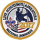 2017 Jamboree® Official Emblem