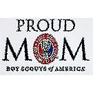 "Eagle Scout® ""Proud Mom"" Decal"