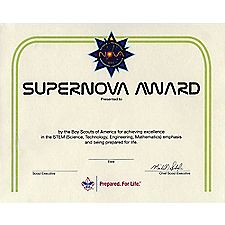 supernova award - photo #24