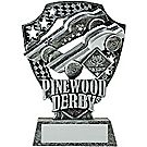 Pinewood Derby® Silver Award