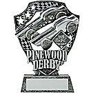 Pinewood Derby® Silver Award
