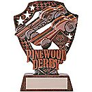 Pinewood Derby® Bronze Award