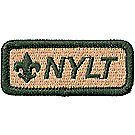 NYLT Trained Strip Emblem