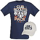 Cub Scouts® Cap and T-shirt Combo