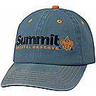 Summit Bechtel Reserve® Twill Logo Cap