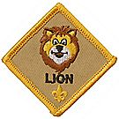 Cub Scouts® Lion Rank Emblem