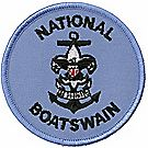 Sea Scouts® National Boatswain Emblem