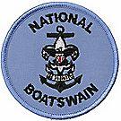 Sea Scouts® National Boatswain Emblem