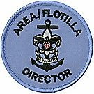 Sea Scouts® Area/Flotilla Director Emblem