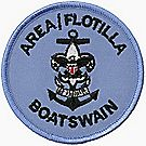 Sea Scouts® Regional Boatswain Emblem