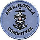 Sea Scouts® Area/Flotilla Committee Emblem