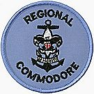 Sea Scouts® Regional Commodore Emblem