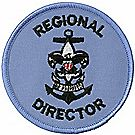 Sea Scouts® Regional Director Emblem