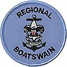 Sea Scouts® Area/Flotilla Boatswain Emblem