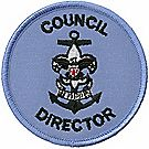 Sea Scouts® Council Director Emblem