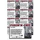 Firem'n Chit Pocket Certificate―8-sheet