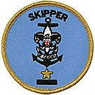 Sea Scouts® Skipper Award of Merit Emblem