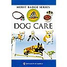 Dog Care Merit Badge Pamphlet