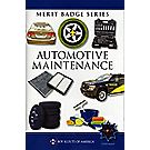 Automotive Maintenance Merit Badge Pamphlet