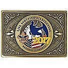2017 Jamboree® Limited-Edition Collector's Buckle