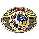 2017 Jamboree® Staff Buckle