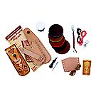 Merit Badge Leather Kit Set