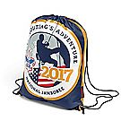 2017 Jamboree Double Header Reversible String Bag